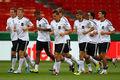 德国队训练备战巴西