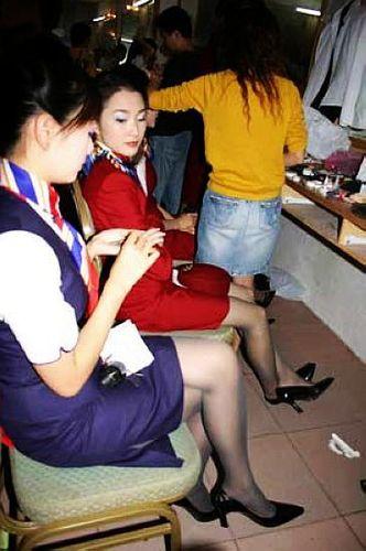 空姐自曝每月收入图片