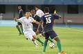 中国男足1-1纳米比亚