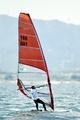 组图:大运会帆船帆板开赛 中国选手表现出色