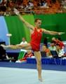 组图:大运会男子自由体操 罗马尼亚选手夺冠