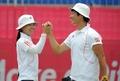 组图:大运会射箭复合弓混合团体赛 韩国夺冠