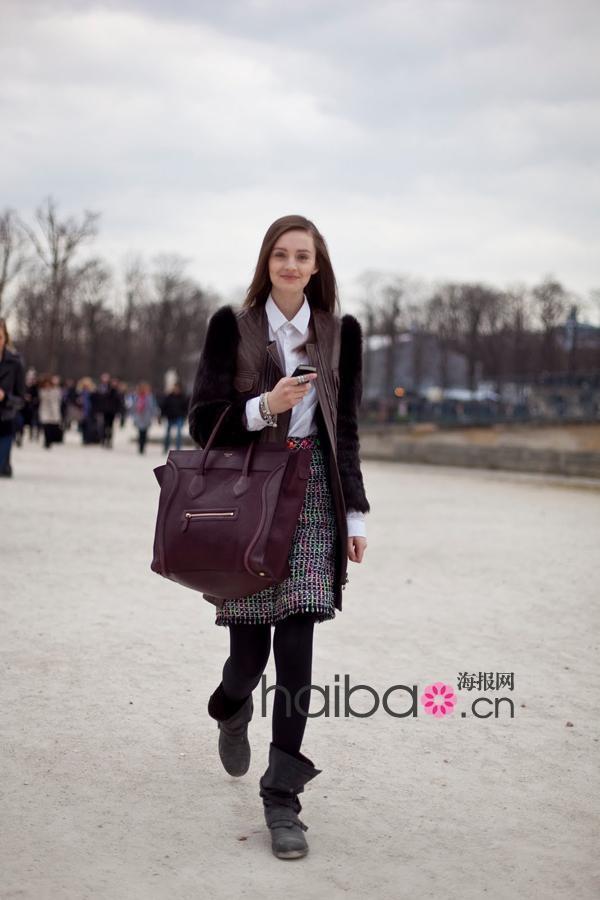 ....为你带来2011最新一期模特街拍特辑,看看谁才是你的最爱?