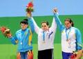 组图:大运女举75KG以上级 俄罗斯选手夺冠