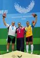 大运男子举重105公斤以上 埃及选手夺冠(图)