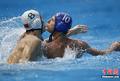 大运男子水球水中肉搏