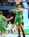 组图:大运男篮 立陶宛76-74胜俄罗斯获季军