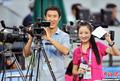 深圳大运摄影记者身影