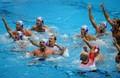 塞尔维亚男子水球冠军