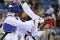 土耳其女子跆拳道夺冠