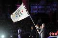 高清:大运会会旗交接 喀山艺术家激情演出