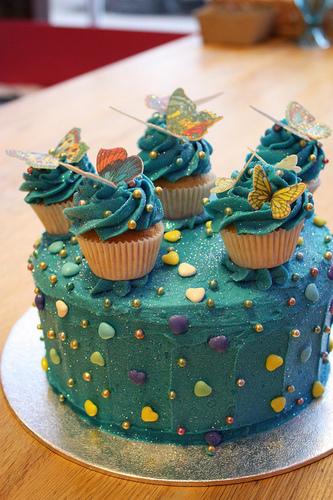 翻糖蛋糕 吃的不是蛋糕是创意