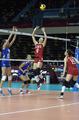 中国女排2-3塞尔维亚