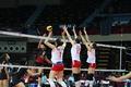中国女排1-3泰国