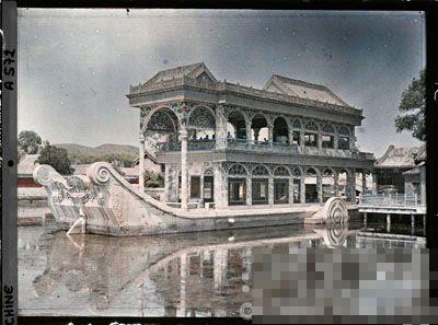 法国人拍百年前中国彩照 - 亿朵雪花 - 亿朵雪花