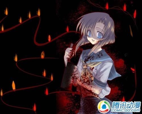 动漫中的八大黑化病骄 - 樱田优姬 - 动漫控日漫控侦探迷推理迷请进。