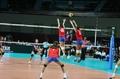 塞尔维亚女排进半决赛