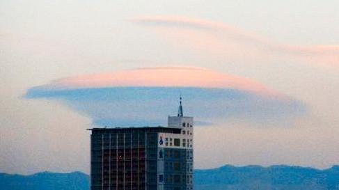 巴西UFO事件