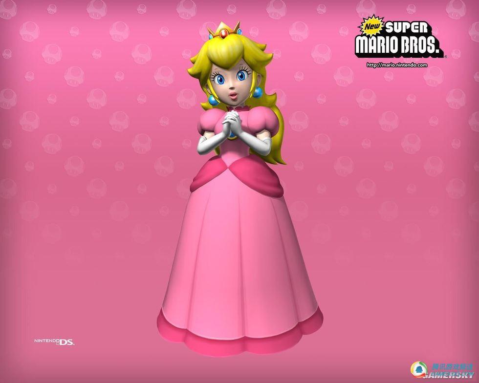 马里奥救公主之后