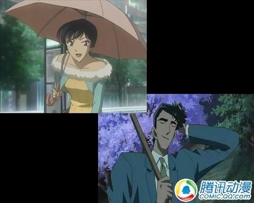 盘点《柯南》中最感人的八大情侣 - 樱田优姬 - -BL王道-