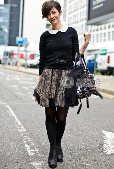 2011秋季服装时尚穿搭闻瑞服装设计培训发布 - 闻瑞服装培训 - 闻瑞服装运营培训谷