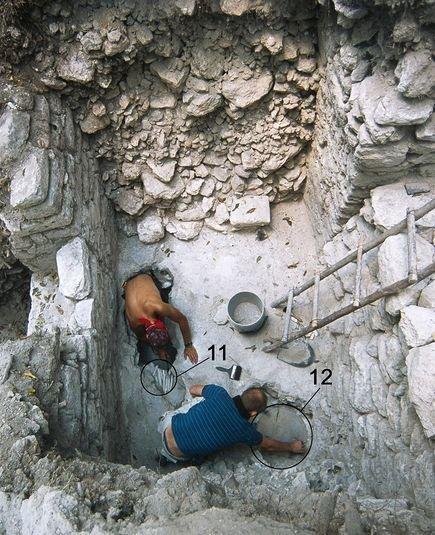 神秘玛雅王室墓陵:女统治者头骨放在碗中(组图) - 科学探索 - 探索发现|宇宙奥秘|自然地理