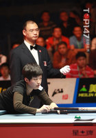 组图:毕竹青9-7陈思明 首夺九球世锦赛冠军