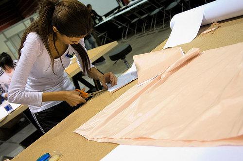 服装设计与加工Fashion Technology