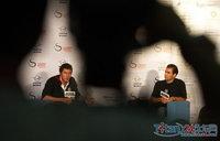 组图:桑普拉斯萨芬出席中网揭幕战发布会