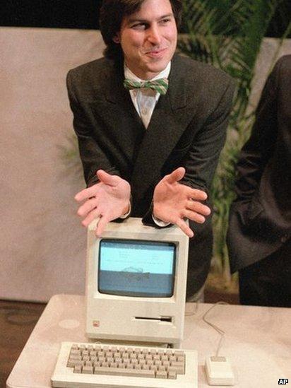 苹果CEO乔布斯与昨日辞世