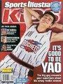 NBA球星儿童杂志封面:姚明显童真 皮蓬欢乐
