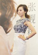 张靓颖2011我的模样巡演北京站