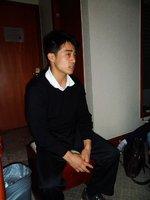 组图:张尚武辞职返京 自称身心受伤害