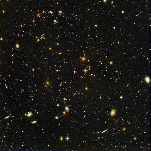 大爆炸至今宇宙进化发展的标志性阶段(组图) - 科学探索 - 探索发现|宇宙奥秘|自然地理