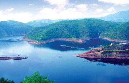(4A级,门票:40元)万里黄河第一坝---小浪底大坝距离洛阳市区