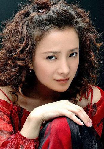 气质纯美资深美女内地唯一一个演过中国四大名著中的美女,图片