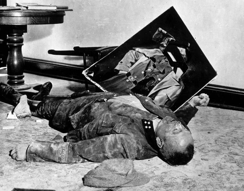 彩色高清影像:强悍的纳粹德国
