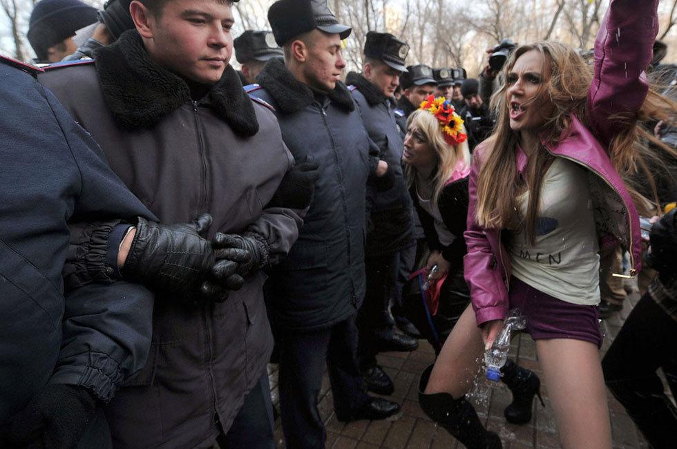 乌克兰女人_