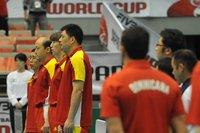 组图:中国女排3-1逆转多米尼加 收获第三胜