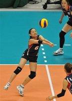 组图:女排3-0横扫韩国 第2局仅让对手得8分