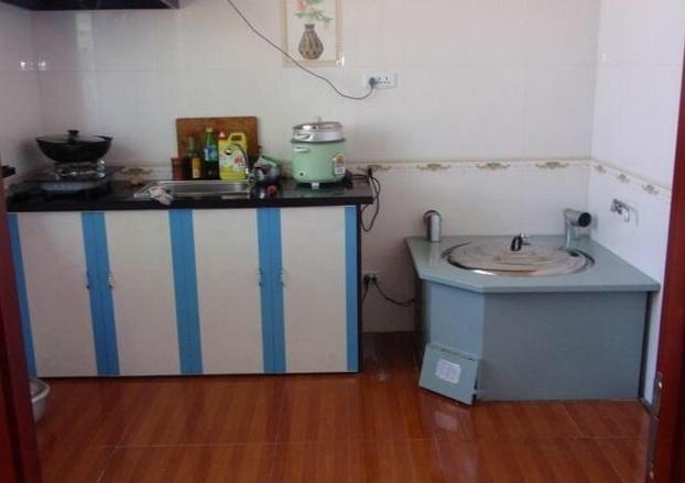 现在新农村诞生了一种新式灶台 能吸走油烟 又干净卫生图片