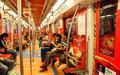 有种伤心叫排球迷不在南京 放我去坐地铁!(图)
