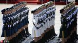 八一建军节 看世界各国女兵英姿