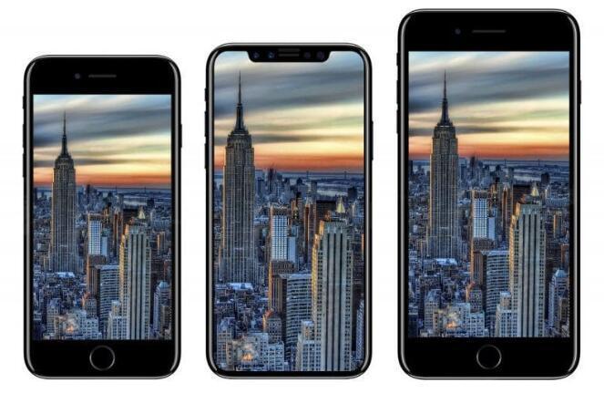 iPhone 8和iPhone 7全面比较:差别在哪里?