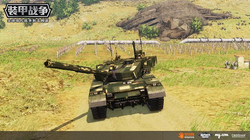 国家荣耀战阵出击 《装甲战争》中国载具称霸战场