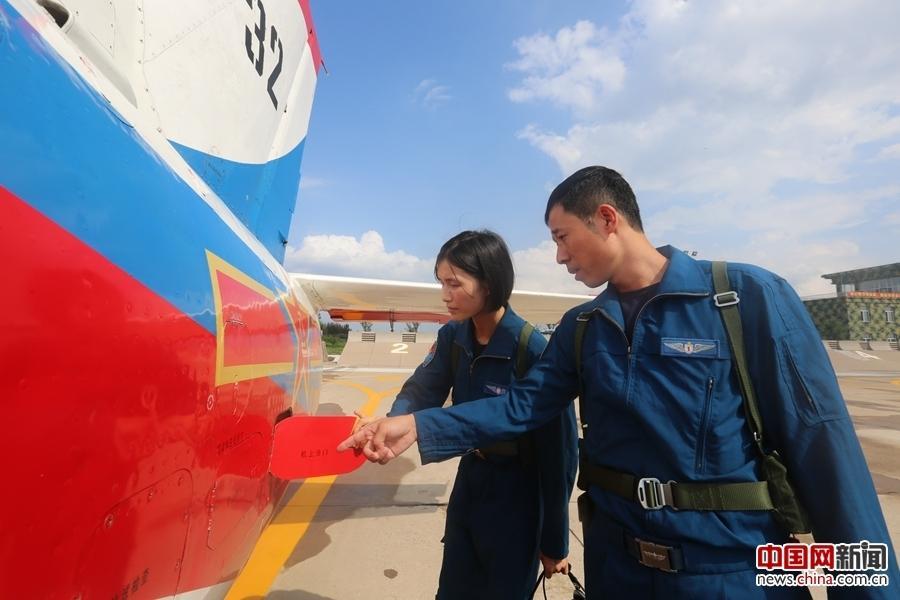 空军第十批女飞行学员顺利转入高教机训练2017.8.22 - fpdlgswmx - fpdlgswmx的博客
