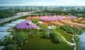 漳州北高速出口将成花海 10万株桂花正在种植