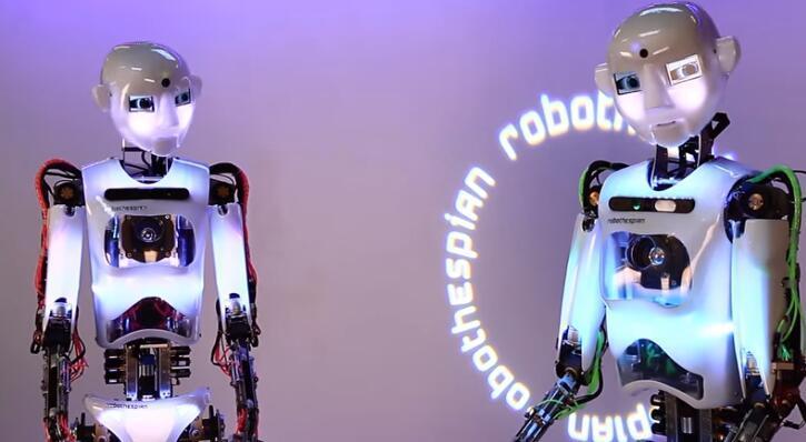 美国接近一半的工作可能很快就归机器人了(组图)