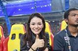 跨界搞足球带队夺冠 泰国美女主播教你当领队