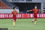 高清:U19国青男足1-3墨西哥 徐越超远世界波